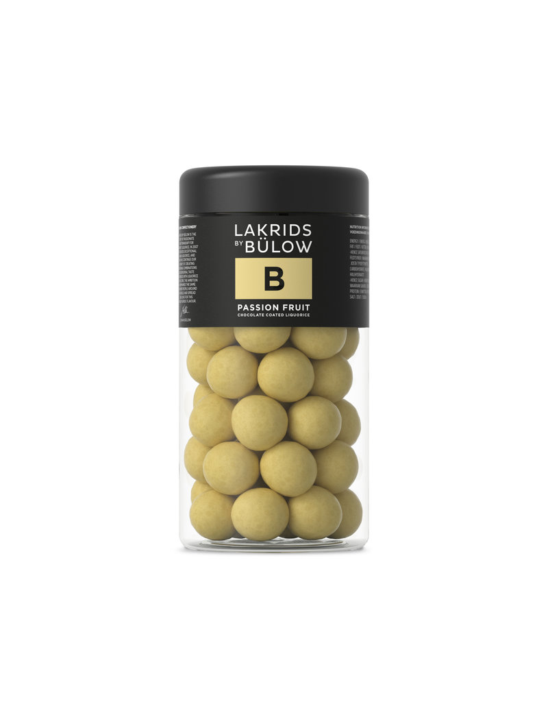 Lakrids By Bülow B - Pasion Fruit