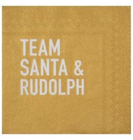 Räder Napkin Team Santa