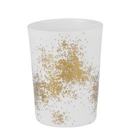 Räder Theelicht Gold Dust L