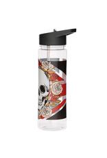 Puckator Waterfles Skull & Roses
