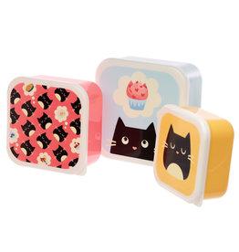Puckator Lunchboxes Feline De Kat