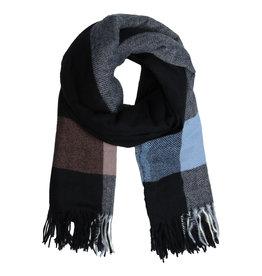 Vierkante sjaal Winter Colours