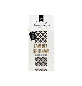 100% Leuk Bananen Cakemix