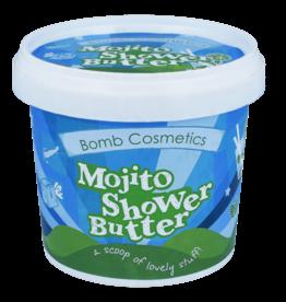 Bomb Cosmetics Shower Butter Mojito