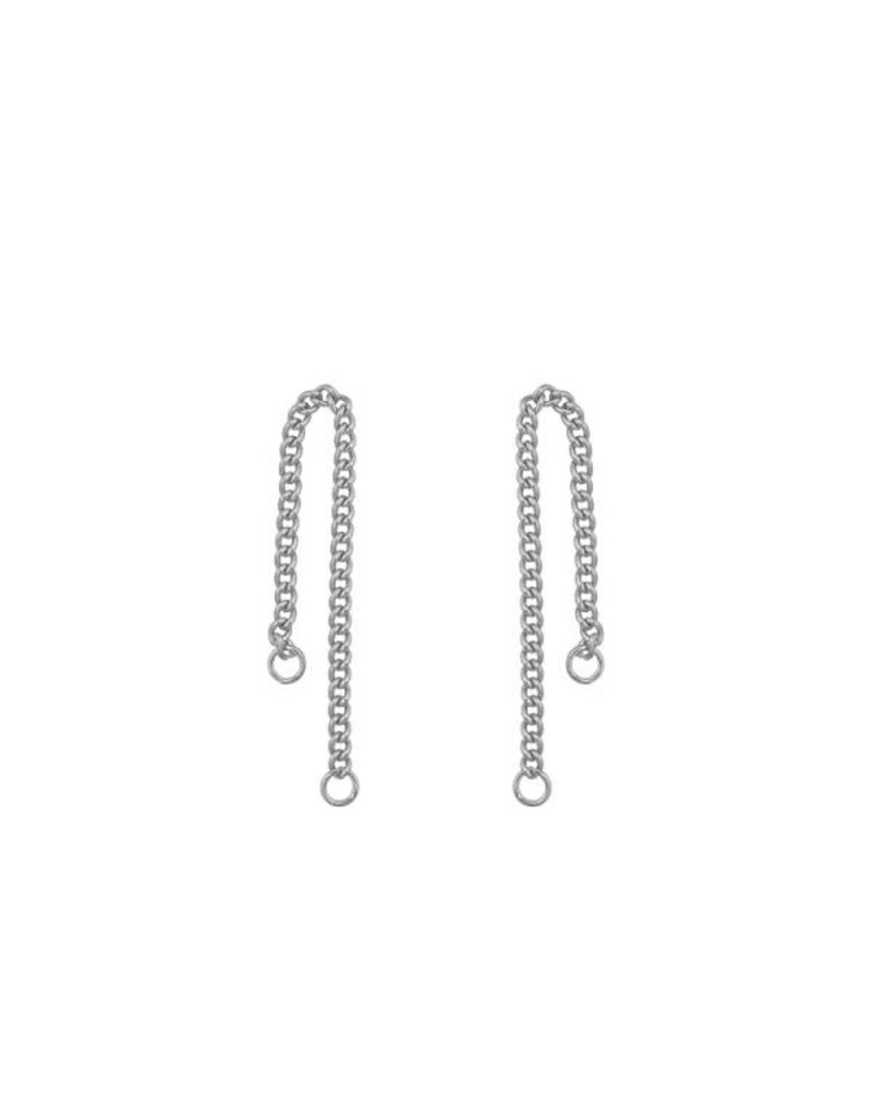 Loose Chain Silver