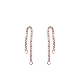 Loose Chain Rosé Gold