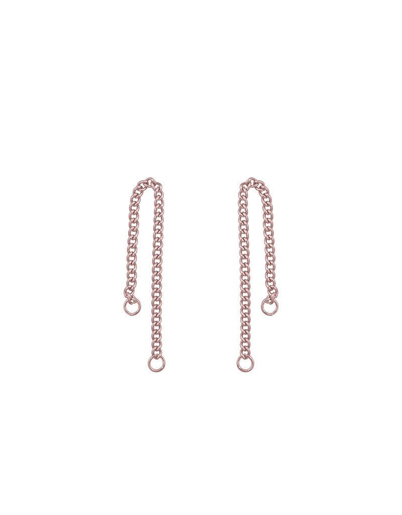 Loose Chain Rosé Gold