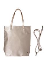 Zusss Basic Shopper Goud Metallic