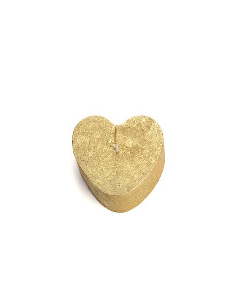 Rustik Lys Gouden hartje