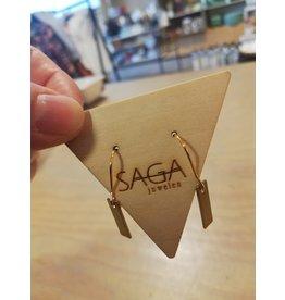 Saga Bar Gold