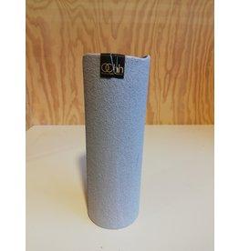 Paper vase Grey