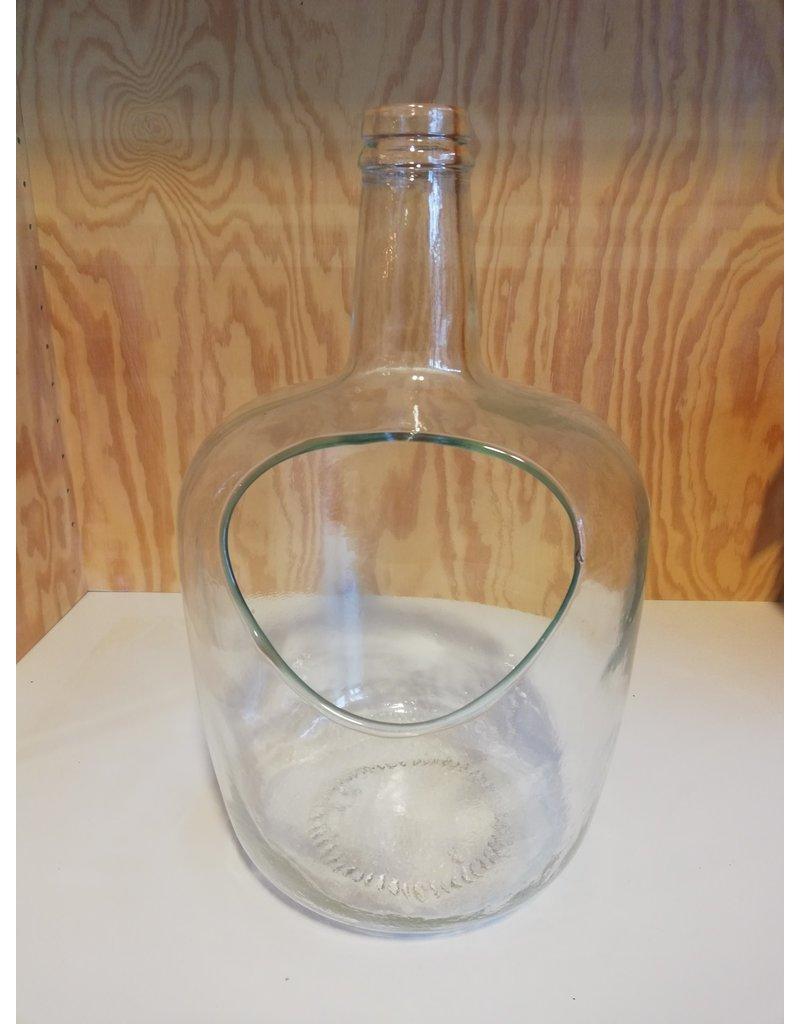 Terrarium fles L