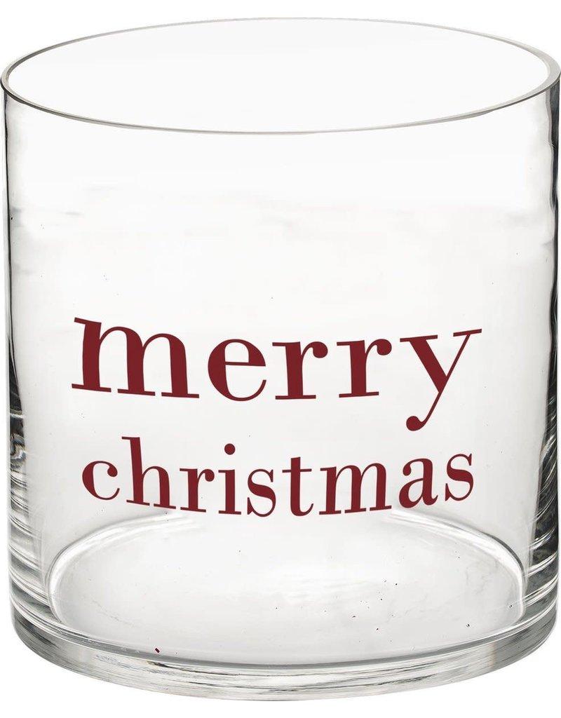 Vaas merry Christmas