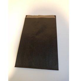 Kraftzakje zwart 17 x 7 x 26 cm