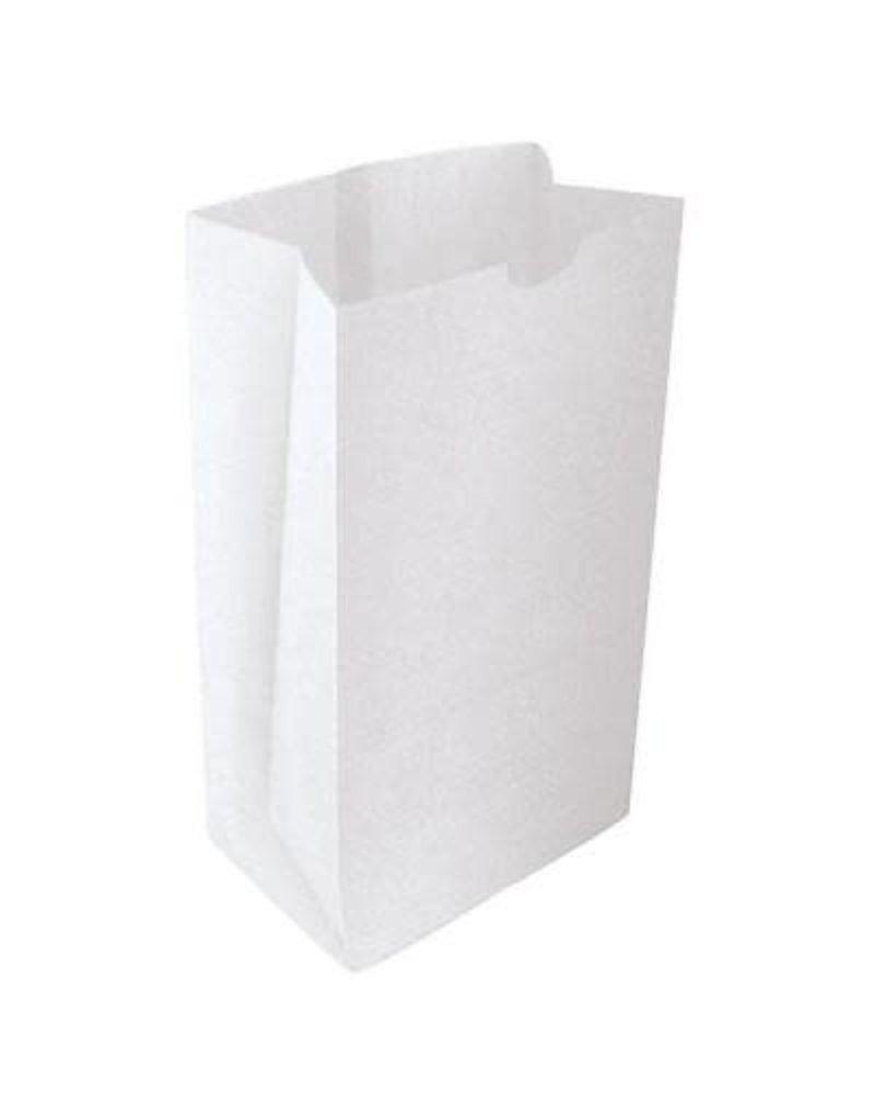 Paperbag Wit 22 x 13 x 37 cm