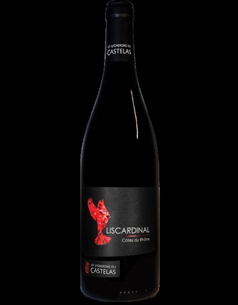 France Liscardinal Red AOP Côtes du Rhône 2018/2019