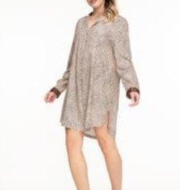 Pepita Nachthemd 8070