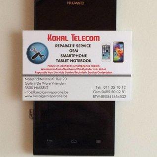 HUAWEI G6 Scherm Touchscreen reparatie