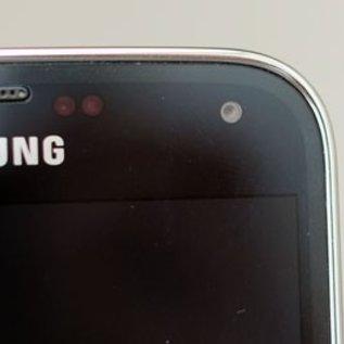 SAMSUNG Galaxy S5 Front camera