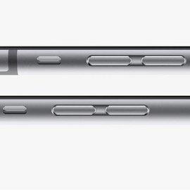 APPLE iPhone 6 Zijkant knopjes