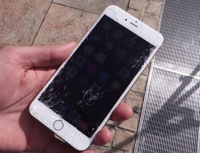 Wonderbaar iphone 6 scherm reparatie - Snel & Betrouwbaar MO-55