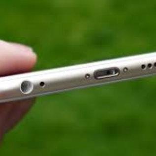 iPhone 6S Plus Hoofdtelefoon aansluiting