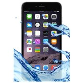 iPhone 6S Plus waterschade behandeling