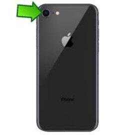 iPhone 8 Camera achter vervangen