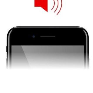 iPhone X Earspeaker vervangen