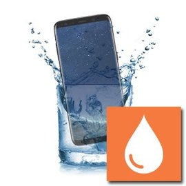 Samsung Galaxy S8 Plus Waterschade behandeling