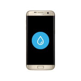 Samsung Galaxy S7 Edge Waterschade behandeling