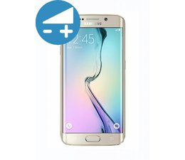 Samsung Galaxy S6 Edge Volume knop