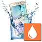 Samsung Galaxy S6 Edge Waterschade behandeling