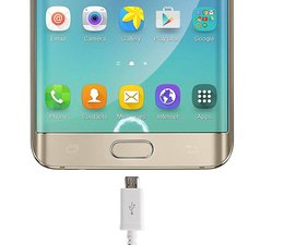 Samsung Galaxy S6 Edge Plus Oplaadpoort vervangen