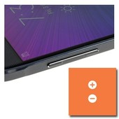 Samsung Galaxy Note 4 Volumeknop vervangen