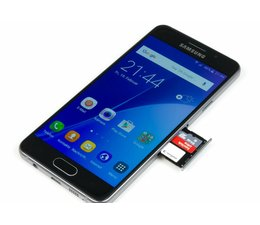 Samsung Galaxy A3 2016 Simlezer vervangen