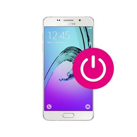 Samsung Galaxy A5 2016 aan/uit knop vervangen