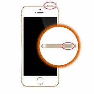 iPhone SE aan/uit knop vervangen