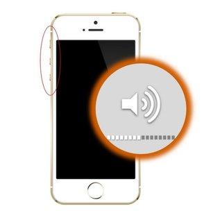 iPhone SE Volumeknop vervangen