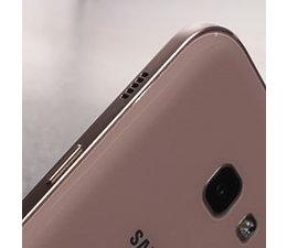 Samsung Galaxy A5 2017 aan/uit knop vervangen