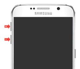Samsung Galaxy J3 2016 Volumeknop vervangen
