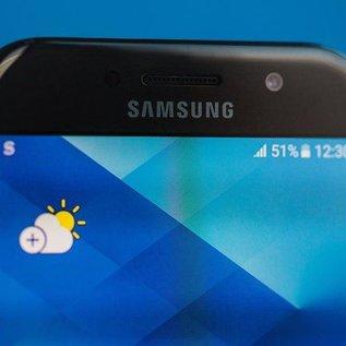 Samsung A3 2017 voorcamera vervangen