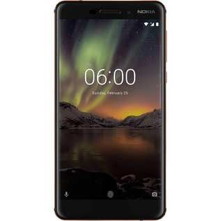 Nokia 6.1 Scherm reparatie