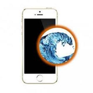 iPhone SE waterschade