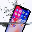 iPhone X waterschade