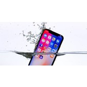 iPhone X waterschade