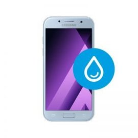 Samsung A5 2016 waterschade