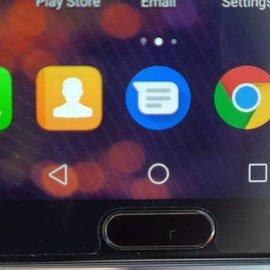 Huawei P20 pro homebutton