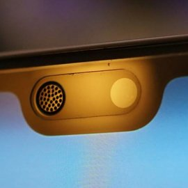Huawei P20 Pro oorspeaker