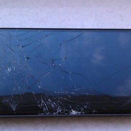 LG Nexus 4 Scherm